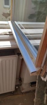 Ablakfelújítás –  Ablakszárnyak profi védelme: a szárnytakaró profil