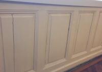 Ablakfelújítás – Miért reped meg az alsó fabetét a régi nagypolgári ablaknál