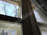 Ablakfelújítás – Nem mindig ártalmas az, ha lélegzik az ablakrés