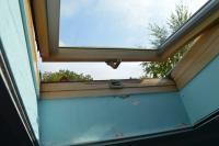 Ablakfelújítás – Penész a tetőablakon – van megoldás rá?